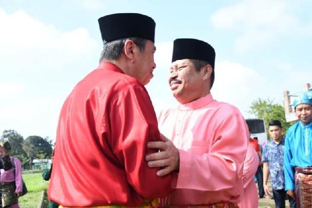 Puncak Festival Mandi Safar 1441 H/2019 M di Rupat Utara Menjadi Pemikat Destinasi Wisata Riau